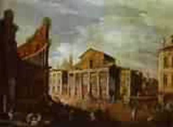 Church of st antony and st phaustina in rome 1749 xx szepmuv